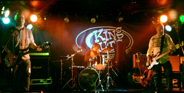 The Exiles - King Tuts Dec 2013